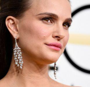 Natalie Portman no ganó como Mejor Actriz en Película de Drama en los Globos de Or