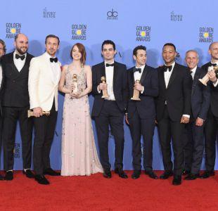 Los Globos de Oro 2017 se llevaron a cabo este domingo en Los Angeles