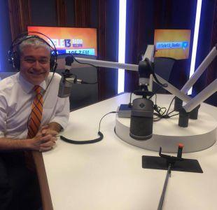 [VIDEO] Iván Valenzuela te presenta los nuevos estudios de Tele13 Radio