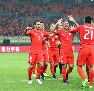 Chile avanza a la final de la China Cup tras derrotar en penales a Croacia