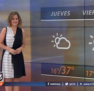 Michelle Adam explica los alcances de la ola de calor que afecta a la Zona Central