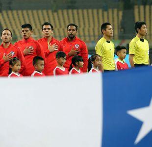 Selección Chilena parte el 2017 en el 4º lugar del Ranking FIFA