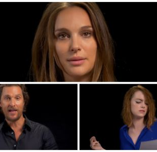 [VIDEO] Actores de Hollywood cantan I will survive a días de que Trump asuma como Presidente