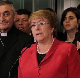 Bachelet realizará nueva visita a La Araucanía este viernes