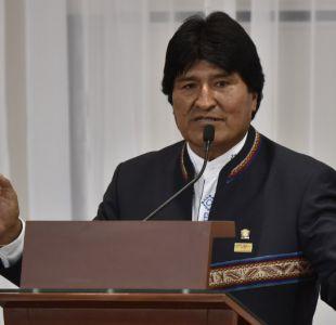 Evo Morales reconoce que viaja a Cuba a operarse de urgencia