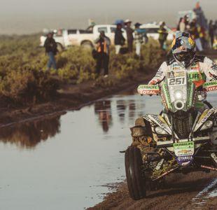 Casale se aleja del líder del Dakar aunque mantiene su 2° lugar tras penúltima etapa