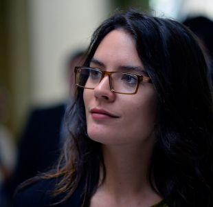 Camila Vallejo busca combatir la publicidad sexista con sanciones claras