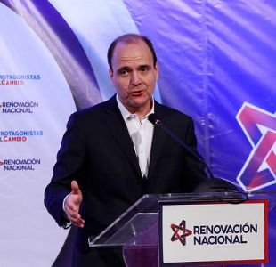 """Presidente de RN Cristian Monckeberg: """"Este es el peor gobierno desde el retorno a la democracia"""""""