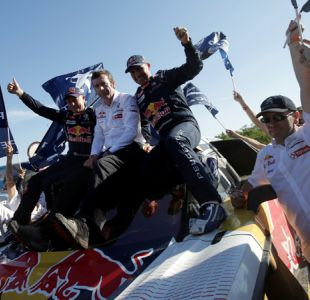Estos son todos los ganadores de las distintas categorías del Rally Dakar 2017