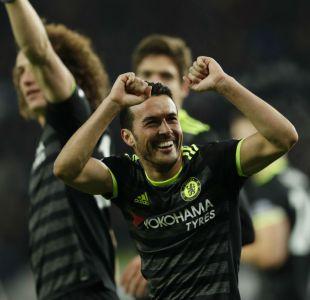 Chelsea vence al Leicester City y se mantiene firme en la cima de la Premier League