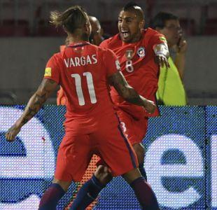 Arturo Vidal felicita a los campeones: Así es cómo se habla del recambio, demostrándolo en cancha