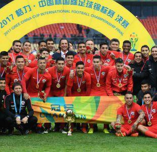 Del Hoffenheim a Elías Figueroa: Las felicitaciones a Chile por ganar la China Cup