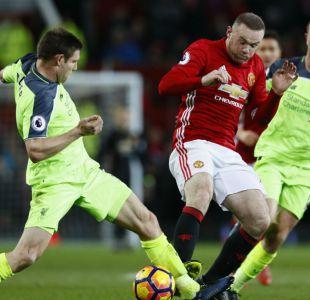 Manchester United y Liverpool reparten puntos en el clásico de Inglaterra