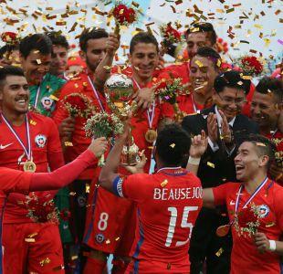 """""""La Roja"""" prepara partidos amistosos de cara a la Copa Confederaciones"""