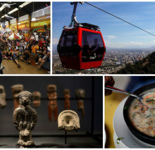The Guardian elabora lista con los mejores lugares para visitar en Santiago