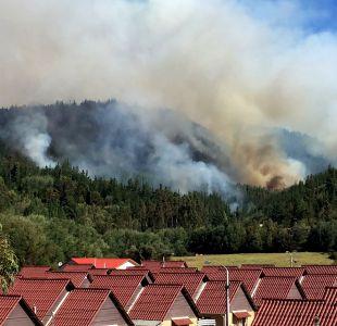 Incendio en Vichuquén: cuestionan capacitación de brigadistas fallecidos