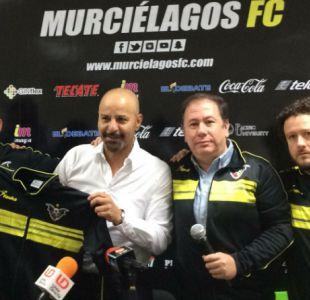 """Fantasma"" Figueroa vuelve a dirigir: Fue presentado como nuevo técnico de Murciélagos de México"