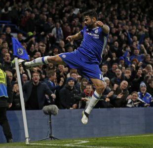Diego Costa entrena en solitario a la espera de resolver su futuro