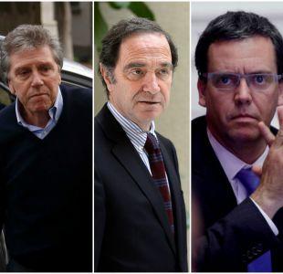Senadores Comisión de Constitución
