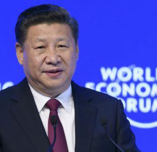 """Presidente chino: """"No sirve para nada culpar a la globalización de los problemas del mundo"""""""