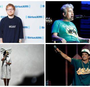 Estos son los cantantes que han escrito grandes hits y que no han sido interpretados por ellos
