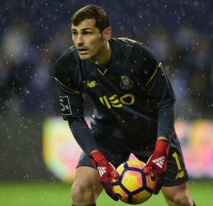 El portero español Iker Casillas podría haber sido uno de los objetivos del fútbol chino por su nombre y trayectoria.
