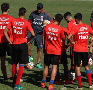 """La millonaria cifra que recibirá """"La Roja"""" Sub 20 si clasifica al Mundial de Corea del Sur"""