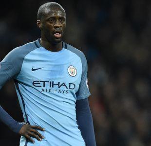 Yaya Touré rechazó millonarias ofertas del fútbol chino para seguir en el City de Guardiola