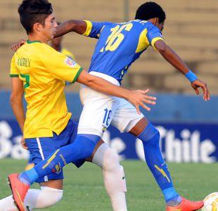 [Minuto a Minuto] El local Ecuador perdió ante Brasil en el Sudamericano Sub 20