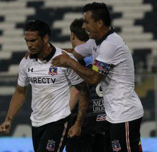 Colo Colo vence a Cerro en duelo marcado por el debut goleador de Mark González