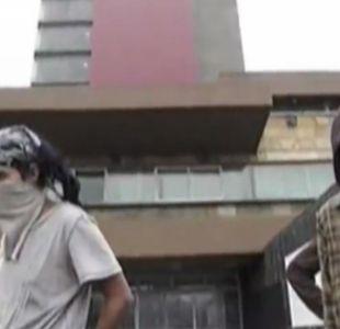 Las redes del grupo tras el atentado a Óscar Landerretche