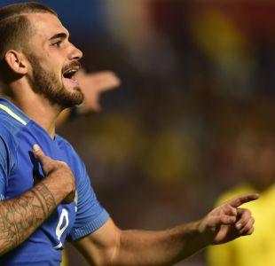 Sub 20: Brasil vence a Ecuador y se pone líder en solitario del Grupo A de Chile