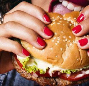 ¿Te provoca esta hamburguesa?