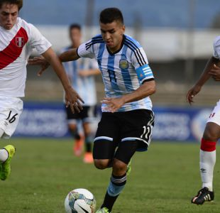 [Minuto a Minuto] Argentina empató en el Sudamericano Sub 20 ante Perú