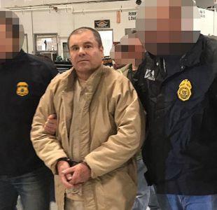 Chapo Guzmán será formalizado hoy en Nueva York