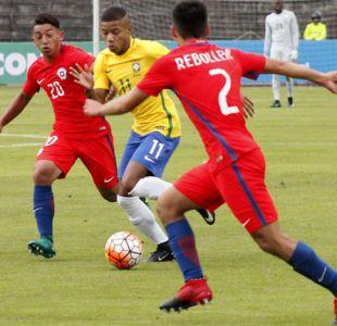 Así quedó Chile en el Grupo A del Sudamericano Sub 20 Ecuador 2017