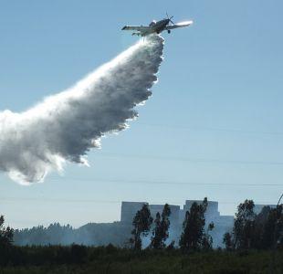 Incendios forestales: Este es el panorama que se vive región por región