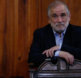 Carlos Montes: A la dirección del PS le ha costado estar a la altura de los desafíos