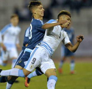 [VIDEO] Argentina y Uruguay regalan vibrante empate en el Sudamericano Sub 20