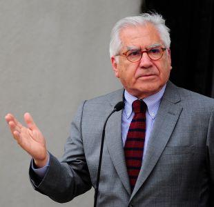 Ministro Fernández valora iniciativa de diputado Coloma de aplazar su interpelación