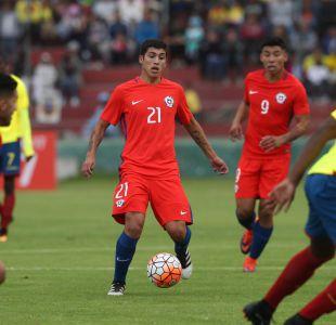 [FOTOS] Todas las postales del duelo de Chile ante Ecuador en el Sudamericano Sub 20