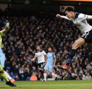 La estadística que cuestiona el rendimiento de Claudio Bravo en el arco del Manchester City