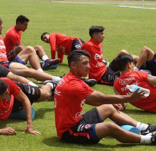 """[FOTOS] Así se prepara """"La Roja"""" para el duelo frente a Paraguay en el Sudamericano Sub 20"""