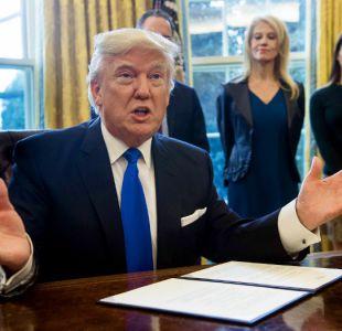 Donald Trump da luz verde para la construcción de dos polémicos oleoductos