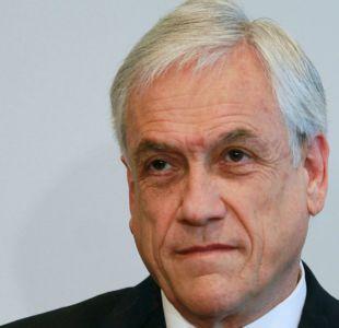 Piñera redobló críticas por manejo del incendio