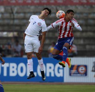 [FOTOS] Las mejores postales del duelo entre Chile y Paraguay en el Sudamericano Sub 20