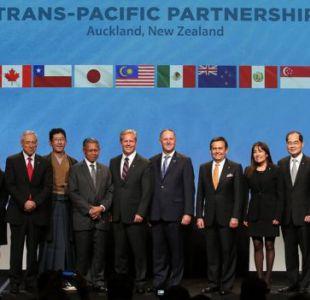 El TPP fue suscrito en febrero de 2016.