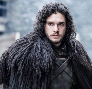 Kit Harrington es Jon Snow en Game of Thrones.
