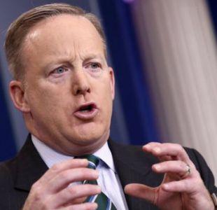 Crisis en la Casa Blanca: renuncia vocero Sean Spicer