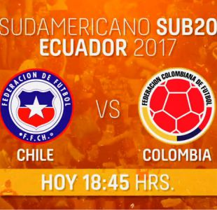 [VIDEO] Chile Sub 20 se juega su paso al hexagonal final por las pantallas de Canal 13